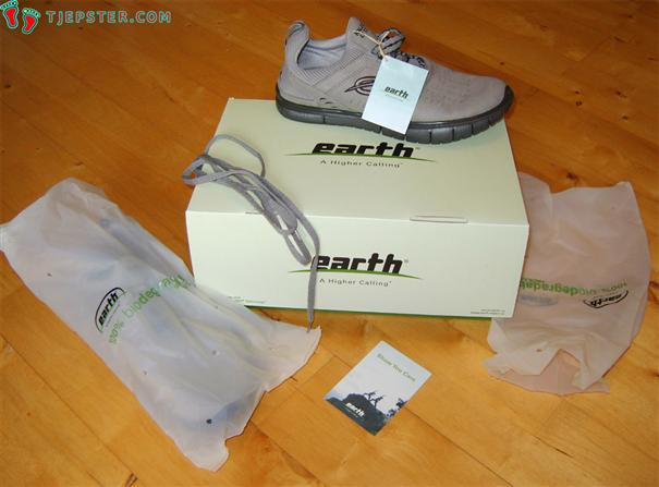 Unboxing Earth Footwear Kalso Lite Running Shoes