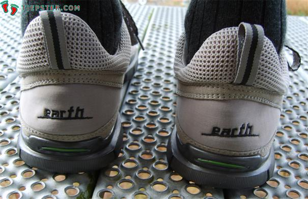 Back of Earth Footwear Kalso Lite Running Shoes