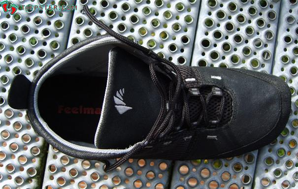 Top View of Feelmax Panka Barefoot Running Shoes