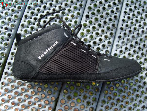 Side view of Feelmax Panka Barefoot Running Shoes