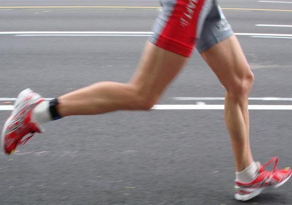 Runner On The Street