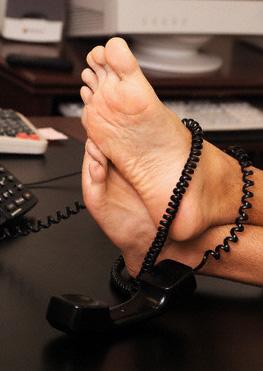 Office Feet