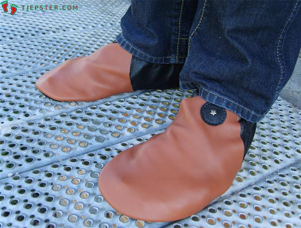 Soft Star Leather Moccasins